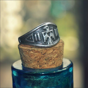 Jewelry - Native Eagle Silver Ring